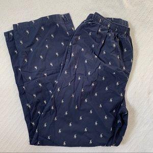 Polo by Ralph Lauren Pants - Polo by Ralph Lauren Drawstring Pajama Pants